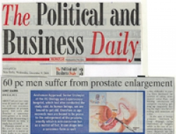 Prostate Enlargement Treatment Delhi